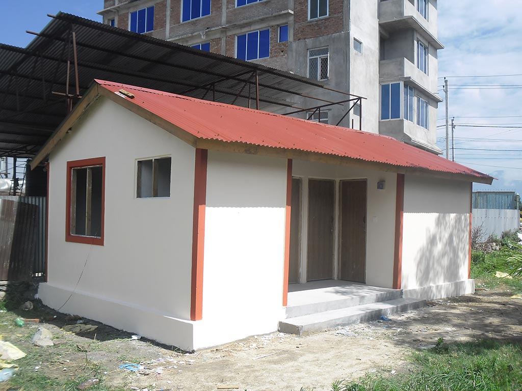 Himalayan Bamboo Pvt Ltd Pre Fabricated Bamboo And Wood